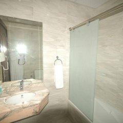 Отель Sharah Mountains Hotel Иордания, Вади-Муса - отзывы, цены и фото номеров - забронировать отель Sharah Mountains Hotel онлайн ванная