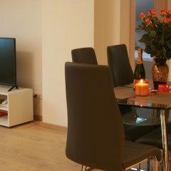 Отель Katrin Apartments Латвия, Юрмала - отзывы, цены и фото номеров - забронировать отель Katrin Apartments онлайн интерьер отеля