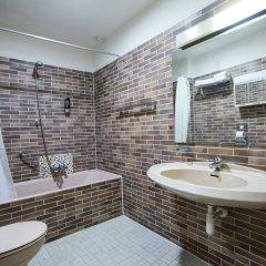Отель Atlanta Нидерланды, Амстердам - 12 отзывов об отеле, цены и фото номеров - забронировать отель Atlanta онлайн ванная