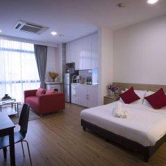 Отель Thanksgiving Serviced Residence комната для гостей фото 2