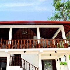Отель Rockery Villa Бентота балкон