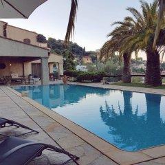 Отель Villa Loucisa Франция, Ницца - отзывы, цены и фото номеров - забронировать отель Villa Loucisa онлайн бассейн фото 3