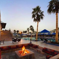 Отель Ramada Resort Dead Sea Иордания, Ма-Ин - 1 отзыв об отеле, цены и фото номеров - забронировать отель Ramada Resort Dead Sea онлайн бассейн фото 4