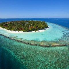 Отель Kurumba Maldives пляж фото 2