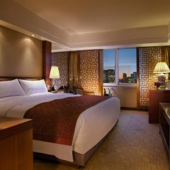 Beijing Continental Grand Hotel комната для гостей
