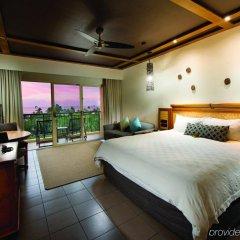 Отель Outrigger Fiji Beach Resort Фиджи, Сигатока - отзывы, цены и фото номеров - забронировать отель Outrigger Fiji Beach Resort онлайн комната для гостей фото 4