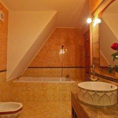 Отель Rubezahl-Marienbad ванная фото 2