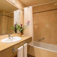 Отель Fiesta Hotel Tanit Испания, Сан-Антони-де-Портмань - отзывы, цены и фото номеров - забронировать отель Fiesta Hotel Tanit онлайн ванная фото 2