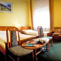 City Hotel Unio комната для гостей фото 5