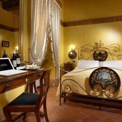 Graziella Patio Hotel Ареццо удобства в номере фото 2