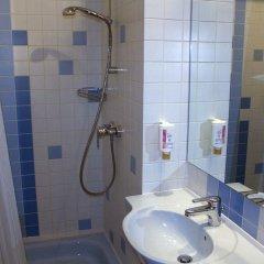 Hotel am Terrassenufer ванная