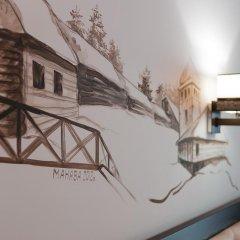 Karpatski Hotel & Restaurant интерьер отеля фото 2