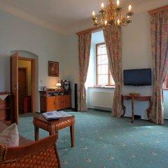 Отель QUESTENBERK Прага комната для гостей фото 3