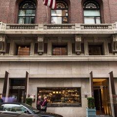 Отель City Club Hotel США, Нью-Йорк - 1 отзыв об отеле, цены и фото номеров - забронировать отель City Club Hotel онлайн вид на фасад