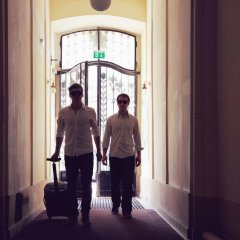 Отель Saint SHERMIN bed, breakfast & champagne Австрия, Вена - отзывы, цены и фото номеров - забронировать отель Saint SHERMIN bed, breakfast & champagne онлайн с домашними животными фото 2