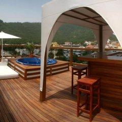 Hotel Devamli балкон