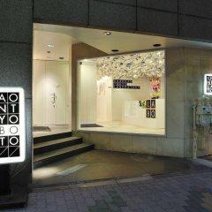 Отель Khaosan Tokyo Laboratory Токио парковка