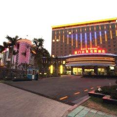 Отель Ri Dong Garden Сямынь парковка