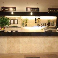 Отель Prime In Seoul Южная Корея, Сеул - отзывы, цены и фото номеров - забронировать отель Prime In Seoul онлайн интерьер отеля