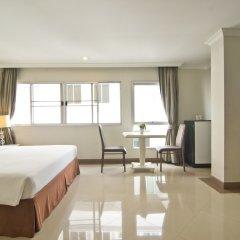 Отель LK Mansion комната для гостей