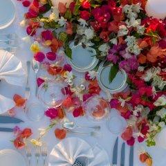 Отель The St Regis Bora Bora Resort Французская Полинезия, Бора-Бора - отзывы, цены и фото номеров - забронировать отель The St Regis Bora Bora Resort онлайн ванная фото 2