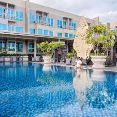 Отель Grand Mercure Yogyakarta Adi Sucipto Индонезия, Слеман - отзывы, цены и фото номеров - забронировать отель Grand Mercure Yogyakarta Adi Sucipto онлайн фото 4