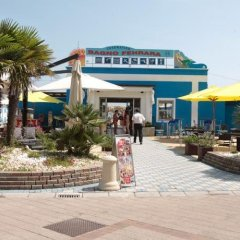 Hotel Delle Nazioni пляж фото 2