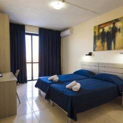 Отель Relax Inn Hotel Мальта, Буджибба - 4 отзыва об отеле, цены и фото номеров - забронировать отель Relax Inn Hotel онлайн комната для гостей фото 5