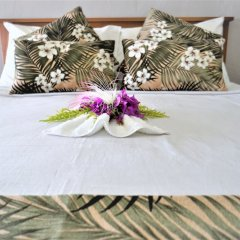 Отель Namolevu Beach Bures в номере