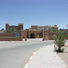 Отель Ksar Tinsouline Марокко, Загора - отзывы, цены и фото номеров - забронировать отель Ksar Tinsouline онлайн парковка