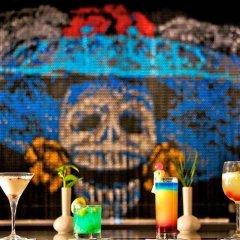 Отель The Palm At Playa Плая-дель-Кармен гостиничный бар