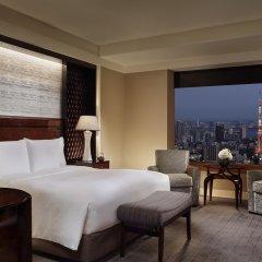 Отель The Ritz Carlton Tokyo 5* Номер Делюкс