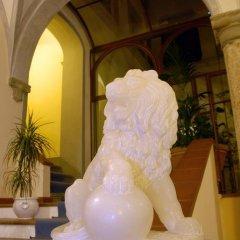 Отель Leon Bianco Италия, Сан-Джиминьяно - отзывы, цены и фото номеров - забронировать отель Leon Bianco онлайн в номере фото 2