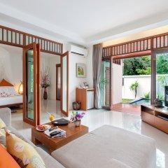 Отель L'esprit de Naiyang Beach Resort 4* Вилла разные типы кроватей