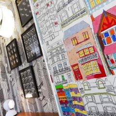 Отель Hôtel Crayon Rouge by Elegancia интерьер отеля фото 2