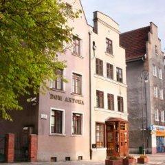 Отель Dom Aktora вид на фасад фото 4
