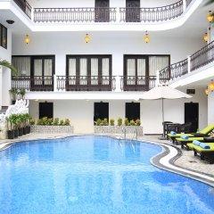 Отель Acacia Heritage Hotel Вьетнам, Хойан - отзывы, цены и фото номеров - забронировать отель Acacia Heritage Hotel онлайн бассейн фото 3