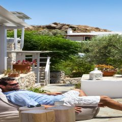 Отель Bay Bees Sea view Suites & Homes фото 4