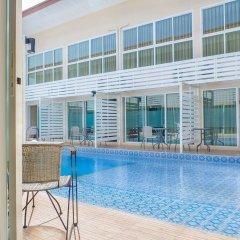 Отель Villa Pool Lay Resort Pattaya бассейн фото 3