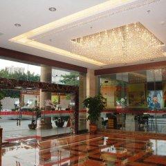 Отель Zhongshan Dongyue Hotel Китай, Чжуншань - отзывы, цены и фото номеров - забронировать отель Zhongshan Dongyue Hotel онлайн интерьер отеля фото 7
