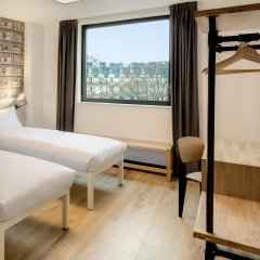 Отель Generator Paris Стандартный номер с различными типами кроватей фото 2