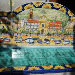 Отель Casa San Michele Минори бассейн