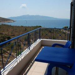 Отель Villa Erdeti Саранда балкон