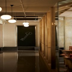 Josh Hotel Бангкок интерьер отеля фото 2