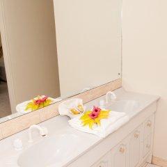 Отель Crusoe's Retreat Фиджи, Вити-Леву - отзывы, цены и фото номеров - забронировать отель Crusoe's Retreat онлайн ванная