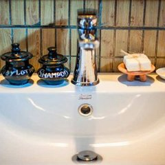 Отель Riverside @ Hsipaw Resort ванная