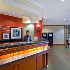 Отель Hampton Inn by Hilton Vancouver-Airport/Richmond Канада, Ричмонд - отзывы, цены и фото номеров - забронировать отель Hampton Inn by Hilton Vancouver-Airport/Richmond онлайн интерьер отеля