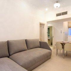 Апартаменты Harrods Apartments Лондон комната для гостей фото 2