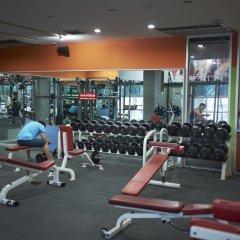 Отель Ravipha Residences фитнесс-зал