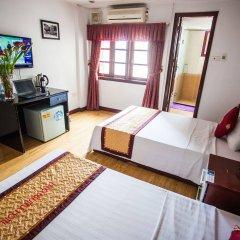 Отель Hanoi Old Town Hotel Вьетнам, Ханой - отзывы, цены и фото номеров - забронировать отель Hanoi Old Town Hotel онлайн комната для гостей фото 4